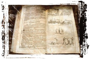 Luther bible - early translation 0001