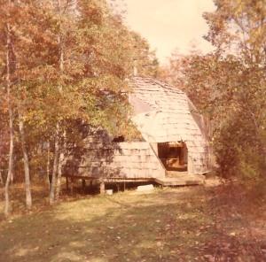 3-8ths or half geodesic